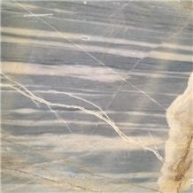 Polished Blue Levin Marble Slab