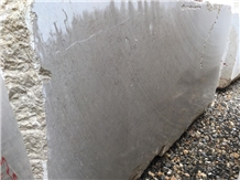 Flower Gray Marble Block, Iran Grey Marble