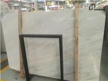Milan White Marble Slab, New White Marble Material