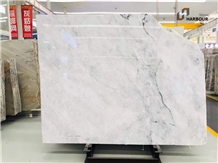 Royal Jasper Chinese White Marble Whit Grey