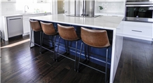 Calacatta White Recycled Glass Commerial Work Top