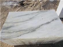 Aus White Marble Block, Namibia White Marble