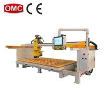Cnc 5 Axis Granite Milling Cutting Bridge Machine