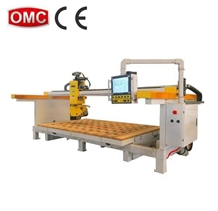 Granite Stone Cnc 5 Axis Grinding Cutting Machine