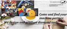 Design and Produce Diamond Tools