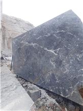 Bayburt Black Marble Blocks
