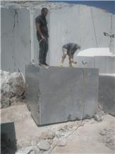 Santa Grey Marble Blocks