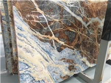 Blue Jeans Marble Italy