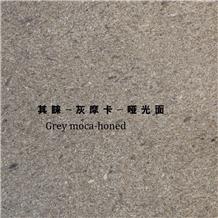 Grey Mocha Marble Honed