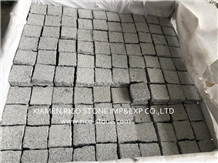 G603 Grey Granite Bushhammered Cubbles&Pavers