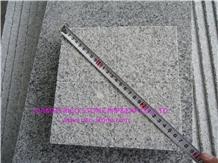 G603 Grey Granite Cubbles,Natural,Flamed,