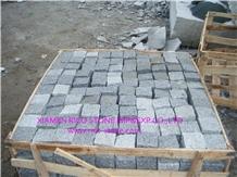 G603 Grey Granite Natural Cobbles,Paving Stones