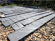 Grey Andesite Flooring&Tiles&Wal Cladding
