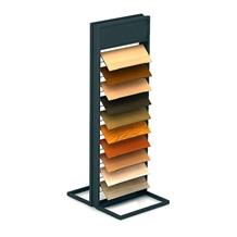 Wd602 Hardwood Flooring Display Rack Stand
