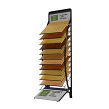 Wd609 Waterfall Laminate Flooring Display Rack