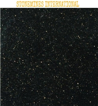 Black Galaxy Granite India