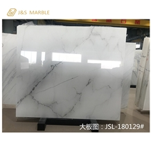 Beautiful Europe Style Lincoln White Marble