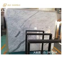 Big Slabs Ivory Fantasy Statuario White Marble