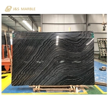 China Competitive Price Kenya Black Marble