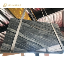 Chinese Polished Yinxun Grey Series Marble