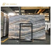 Floor Luxury Black Marble Slab Yinxun Palissandro