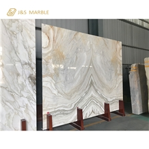 Hot Sell Pearl White Marble