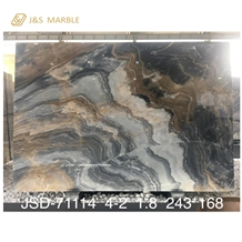 Low Price Polished Yinxun Palissandro Marble