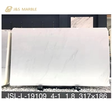 New Aristone Polished Surface Lincoln White Marble