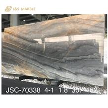 Polishing Surface Yinxun Palissandro Marble