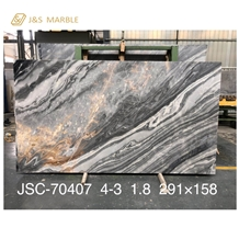 Popular Grey Yinxun Palissandro Marble for Floor