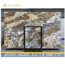 Siena Gold Marble Slabs for Bathroom