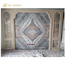 Yinxun Palissandro Grey Marble Slabs