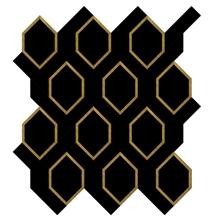 Black Marble Mosaic Tile