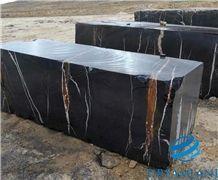 Black Aziza Marble Blocks