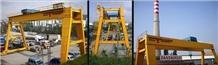 Gantry Cranes and Jib Cranes