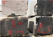 Hight Quality Blocks Black Sea Marble