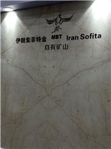 Iran Sofita Marble Slabs