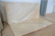 Symphony Cream Marble Slabs, Tiles