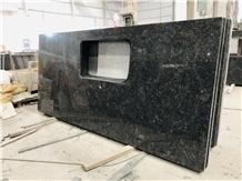 Steel Grey Granite Countertop Dark Color Granite