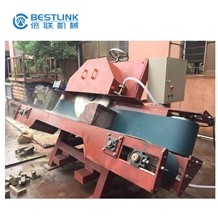 Thin Mighty Stone Saw Cutting Machine 30hp 60hp