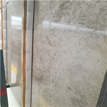 Cloudy Grey Marble Floor Slabs and Wall Tiles