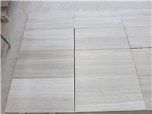 White Wooden Marble Tiles&Slabs Wall Floor Tiles