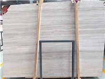 Wooden White Flooring Walling Marble