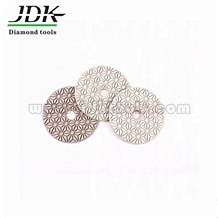 Diamond 3 Step Wet Polishing Pads for Granite