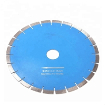 Jdk 350mm Diamond Segment Blades for Granite