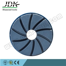 Snai Lock Diamond Floor Polishing Pads for Stone
