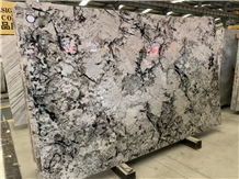 Snow Mountain Dark Silver Fox Marble Slabs&Tiles