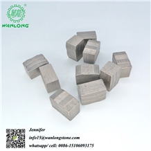 Diamond Sandwich Segment for Marble Granite