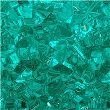 Green Agate Slab