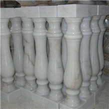 White Marble Baluster